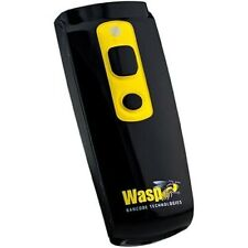 Wasp WWS250i Pocket Barcode Scanner - Wireless Connectivity - 1D, 2D - Bluetooth