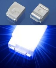 S166 - pieza 100 SMD LED plcc-2 3528 Azul LED 1210 AZUL