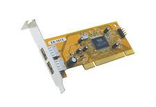 Exsys ex-1075 - low profile USB 2.0 PCI tarjeta con 2 puertos (via chip-set)