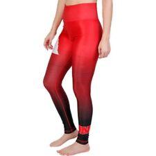 New University Nebraska Huskers Ncaa Ladies Sublimated Legging Size Small