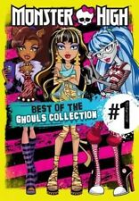 MONSTER HIGH - BEST OF THE GHOULS COLLECTION #1 (DVD, WS) 32 EPISODES NEW SEALED