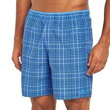 db21711b4e23e Adidas xs homme carreaux bleu shorts de bain bnwt beach x small 27