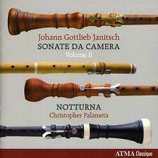Christopher Palameta - Sonate Da Camera 2 [New CD]