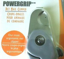 Pet Grooming Clippers Nails Claws Heavy Duty Ultra Sharp Blade Powergrip Safety