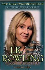 JK Rowling - Wizard Behind Harry Potter - Perfect for Fans - Biography  NEW  SC