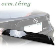 For TOYOTA GT86 SCION FR-S For SUBARU BRZ Carbon Moulding Trunk Garnish Cover