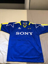 Maglia Robe di Kappa JUVENTUS 1996/1997 Away Kit taglia XL