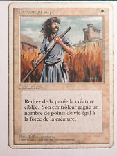 Retour au pays Swords to Plowshares 4 th    MTG Magic VF Played