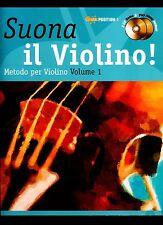 AA.VV. Suona il violino Volume 1 De Haske METODO PER VIOLINO CON 2 CD