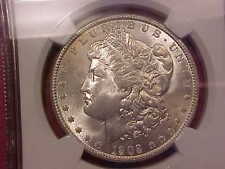 1902 O MORGAN DOLLAR - NGC MS 64 - SEE PICS! - (G667)