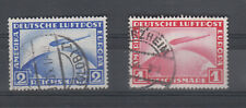 Dt. Reich, Nr. 423 + 455, gestempelt