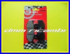 Pastiglie freno posteriori BREMBO SUZUKI BURGMAN 400 03 Carbon Ceramic 2003