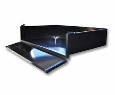 Madjax Cargo Box Black Steel for Club Car DS includes hardware to mount