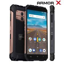 4G Ulefone Armor X 5,5 Zoll 16GB 13MP 5500mAh Android Smartphone Ohne Vertrag 4G