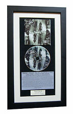 ASH 1977 CLASSIC CD Album GALLERY QUALITY FRAMED+EXPRESS GLOBAL SHIPPING+MARS!!