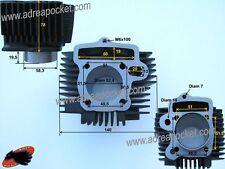 Cilindro Motor Lifan 125cc Moto De Cross / ATV