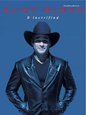 Clint Black - D'lectrified (Piano/Vocal/Guitar) Songbook