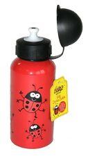 PROMO Bugzz enfant coccinelle en Aluminium Sport Boissons Enfants Bouteille d'eau