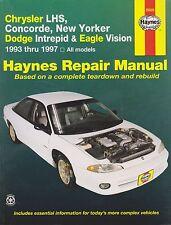 1993-1997 Haynes Chrysler LHS, Concorde, New Yorker, Dodge... Repair Manual