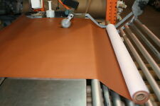 Rust Upholstery Vinyl (By the Yard) Orders Over 5 yds = FREE SHIPPING!