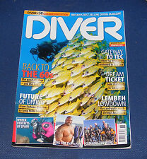 DIVER MAGAZINE - NOVEMBER 2013 - BACK TO THE 60S/FUTURE OF DIVING