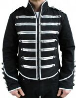 My Chemical Romance Military Black Parade Jacket For Mens Goth Special Offer