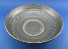 Karlsruher Majolika Keramik Schale 9021 Metalloxid Laufglasur german art pottery