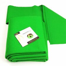 Hainsworth CLUB Bed & Cushion Set for 6ft UK Pool Table – GREEN - FREE DVD