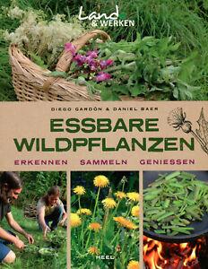 Essbare Wildpflanzen (Buch) Erkennen Sammeln Genießen Ratgeber
