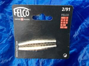 Felco 291 Replacement Springs, Felco Pruners / Cutters C3 & C7 Models NEW 2-Pack