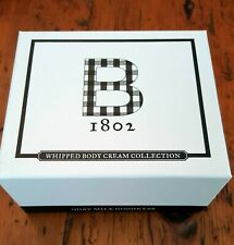 Beekman 1802 Goat Milk 3pc Pure & Oak Moss Whipped Body Cream Gift Box