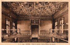 France - Rouen, Palais de Justice - Vintage Postcard
