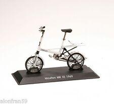 Kollektion Fahrrad 1:15 Moulton MK III 1969 -  Metal Model- dBIC021