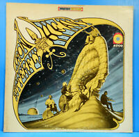 IRON BUTTERFLY HEAVY LP 1968 ORIGINAL PRESS DEBUT PSYCH PLAYS GREAT! VG/VG+!!C