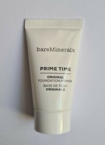 Bare Minerals Prime Time Original Primer 15ml New