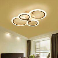 Contemporary Modern Led Ceiling Chandelier Bedroom Dining Room Hallway Lighting