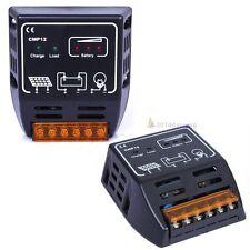 10/15A 12/24V batterie solaire Panneau Régulateur de charge Contrôleur CE  AT