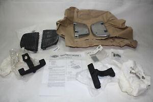 OEM Harley passenger floorboard kit FXRT FLT 50605-85 NOS FXR FXRP FXRD EPS23384