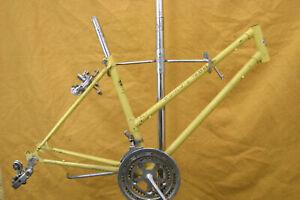 Schwinn World Traveler Vintage Bike Frame 56cm Medium Panasonic 1979 For Charity