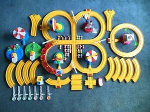 Disney/Muppets Toy Train Set Playmates Disneyland Vintage