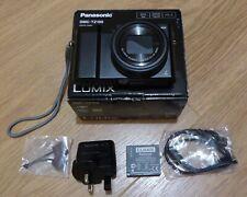 Panasonic Lumix DMC-TZ100EB-K Compact Camera in Black  - OPEN BOX