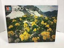1991 MB York Puzzle 1500 Pieces Jigsaw Avalanche Pass, CO 4335-17 Sealed