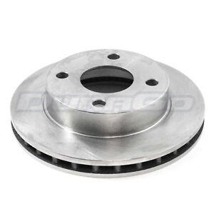 Disc Brake Rotor Front Pronto BR5440