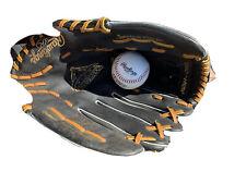 Used baseball glove 13.5 Comes With Baseball
