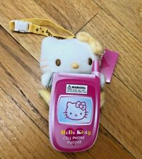 Sanrio Cell phone Hugger Hello Kitty Milky White Plush
