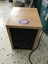 Alpine Living Air Purifier Xl15 Brown Cabinet For Parts Or Repair