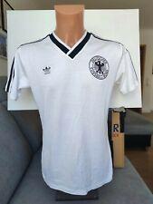 Deutschland adidas DFB Trikot Shirt Jersey LITTBARSKI 1984 S M Home Heim weiß