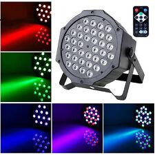 72 W 36 Par Lights Stage Light RGB LED Wash Light DMX Disco DJ Party Up Lighting