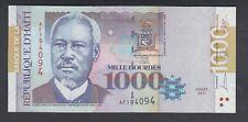 Haiti 1000 Gourdes 2007  AU-UNC P. 278,  Banknote, Uncirculated
