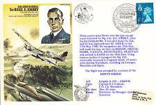 RAF ES16 Air Chief Marshal Sir Basil Embry flown Escaper RAF cover
